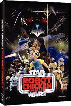 Robot Chicken Star Wars Episode II