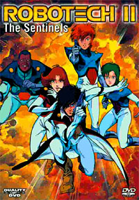 Robotech II The Sentinels