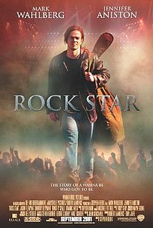 Rock Star 2001 film