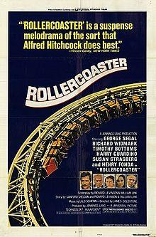 Rollercoaster 1977 film