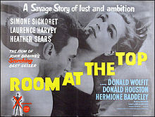 Room at the Top 1959 film