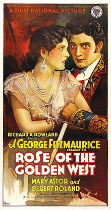 Rose of the Golden West