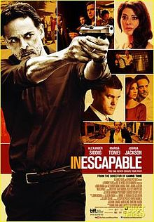 Inescapable film