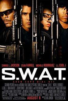 S W A T film