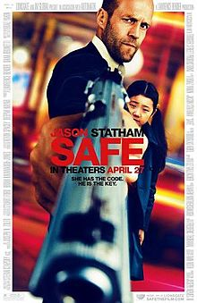 Safe 2012 film