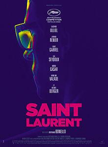Saint Laurent film