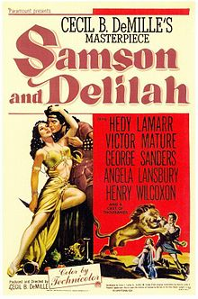 Samson and Delilah 1949 film
