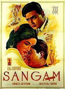 Sangam 1964 Hindi film