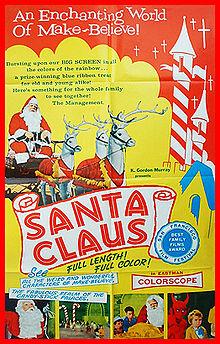 Santa Claus 1959 film