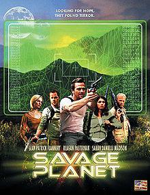 Savage Planet film