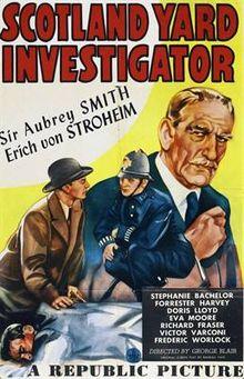 Scotland Yard Investigator