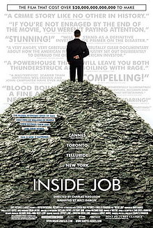 Inside Job 2010 film