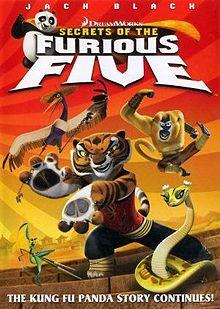 Secrets of the Furious Five