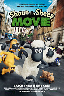 Shaun the Sheep film