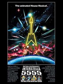 Interstella 5555 The 5tory of the 5ecret 5tar 5ystem