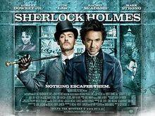 Sherlock Holmes 2009 film