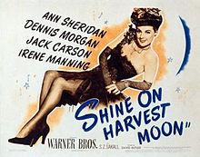Shine On Harvest Moon 1944 film