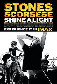 Shine a Light film