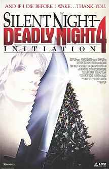 Silent Night Deadly Night 4 Initiation