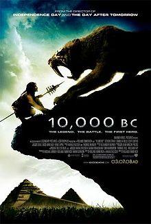 10 000 BC film