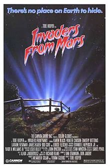 Invaders from Mars 1986 film
