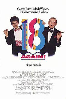 18 Again