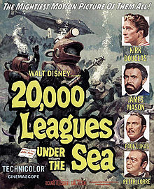 20 000 Leagues Under the Sea 1954 film
