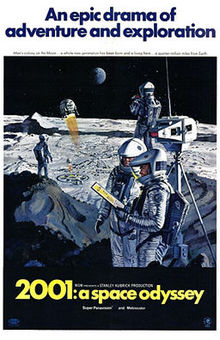 2001 A Space Odyssey film