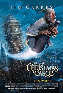 A Christmas Carol 2009 film