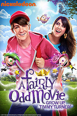 A Fairly Odd Movie Grow Up Timmy Turner