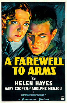 A Farewell to Arms 1932 film