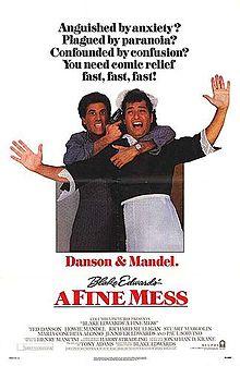 A Fine Mess film
