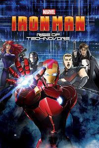 Iron Man Rise of Technovore