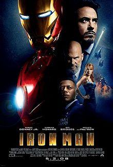 Iron Man 2008 film