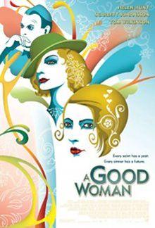 A Good Woman film