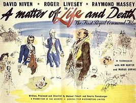 A Matter of Life and Death film