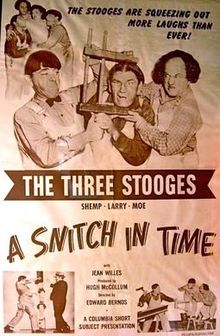 A Snitch in Time