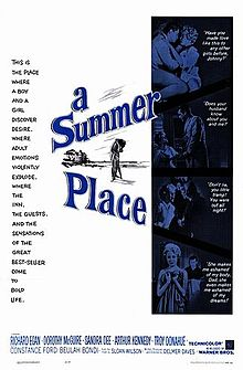 A Summer Place film