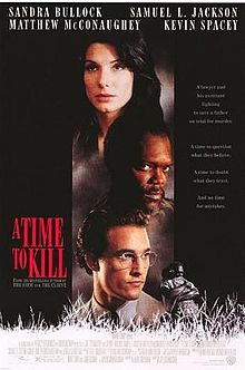 A Time to Kill film