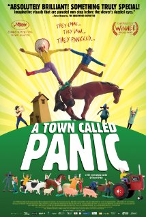 A Town Called Panic film