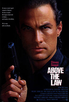 Above the Law film