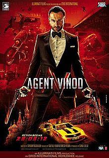 Agent Vinod 2012 film