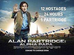 Alan Partridge Alpha Papa