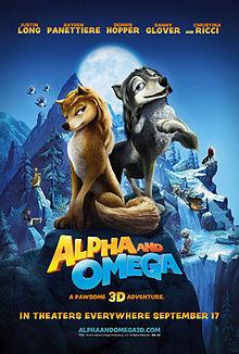 Alpha and Omega film