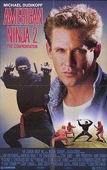 American Ninja 2 The Confrontation