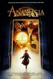 Anastasia 1997 film