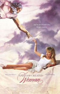 And God Created Woman 1988 film