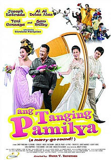Ang Tanging Pamilya A Marry Go Round