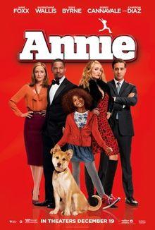 Annie 2014 film