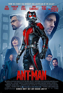 Ant Man film